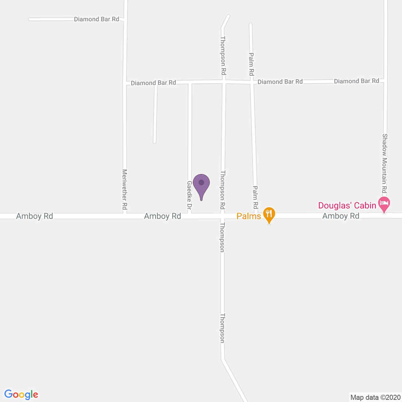 83024 Amboy, Unincorporated, CA, 92277,