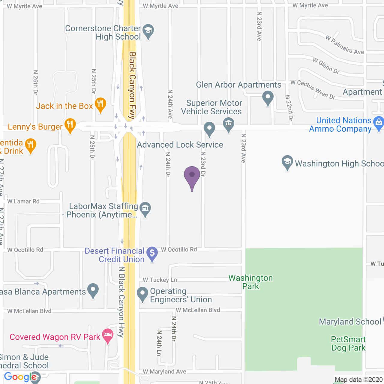 6750-6754 N 23 Drive, Phoenix, AZ, 85015,