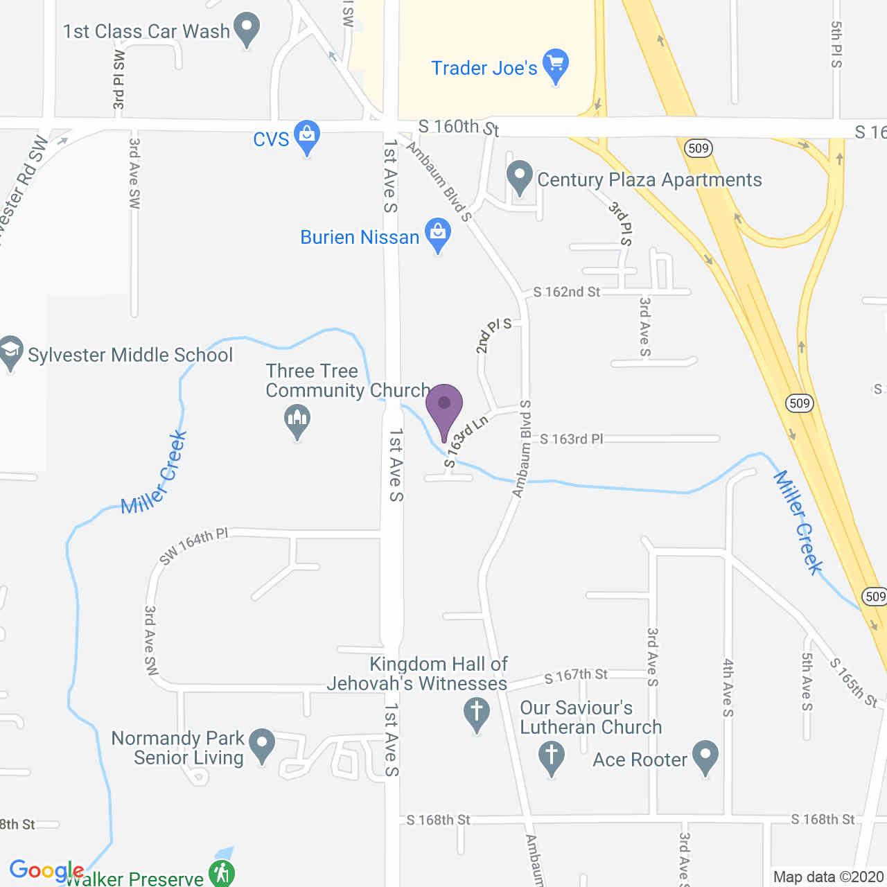 134 S 163rd Lane, Burien, WA, 98148,