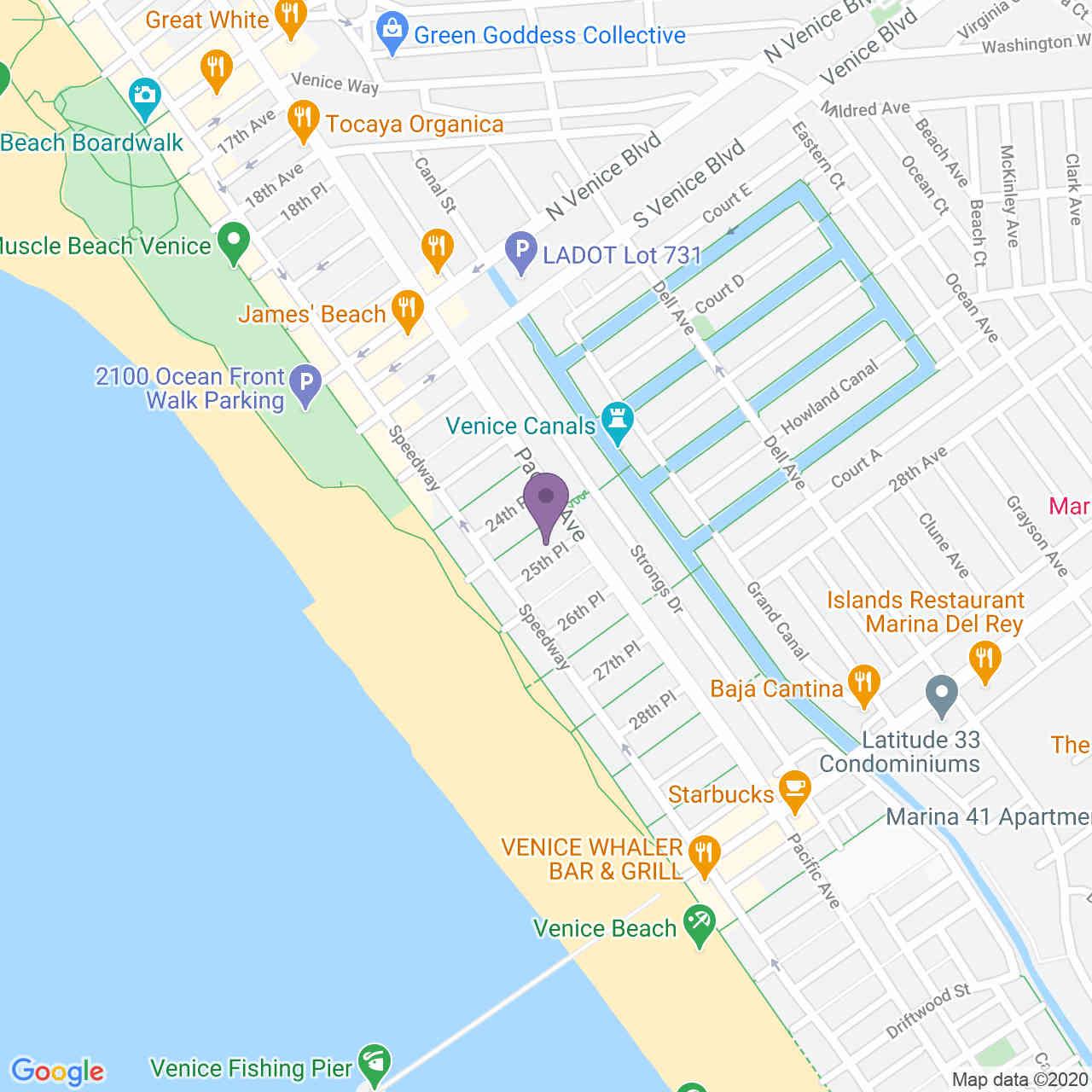 30 25th Avenue #A, Venice, CA, 90291,