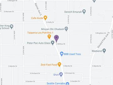 4908 S Willow St, Seattle, WA, 98118,