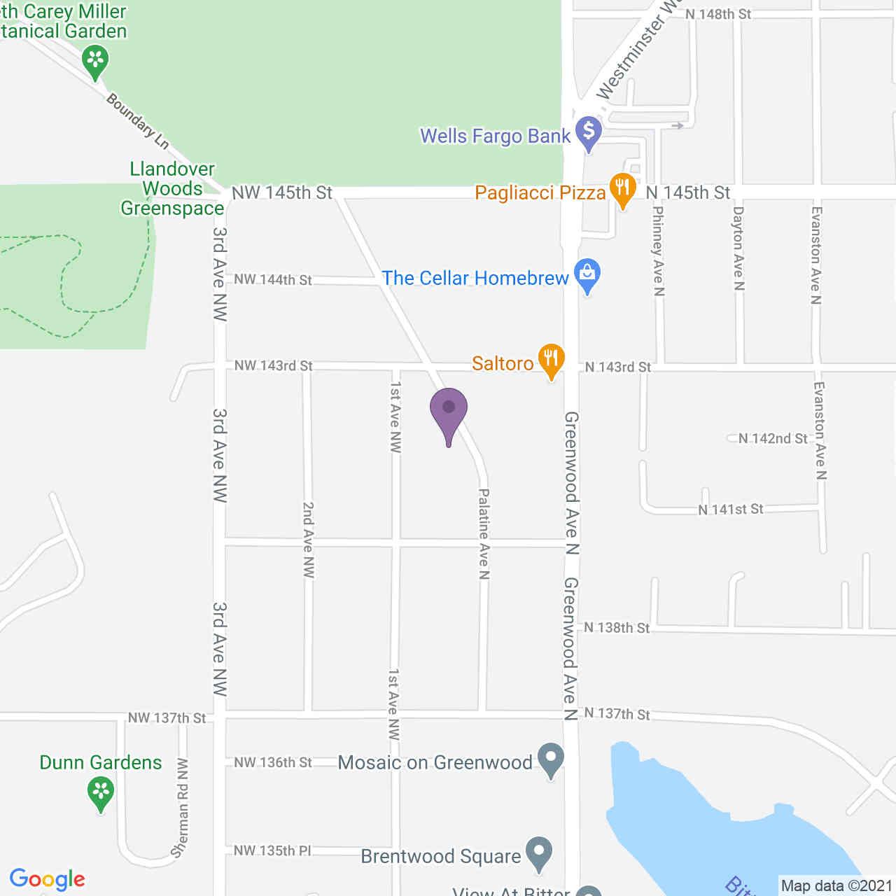 14035 Palatine Ave N, Seattle, WA, 98133,
