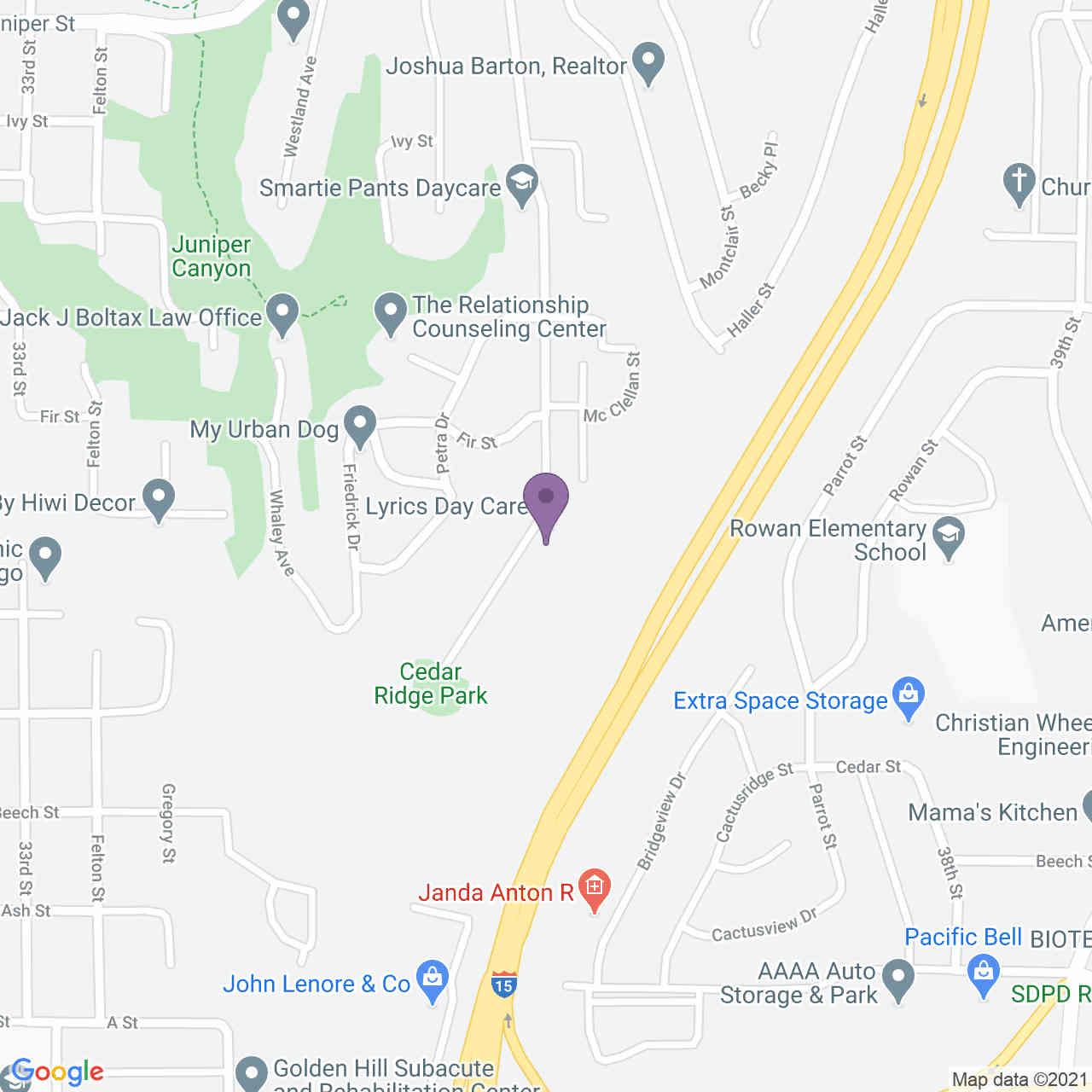 1777 Pentuckett, San Diego, CA, 92104,