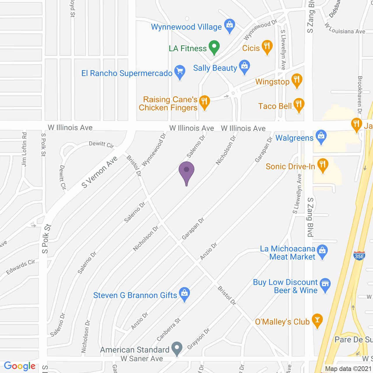 2437 Nicholson Drive, Dallas, TX, 75224,