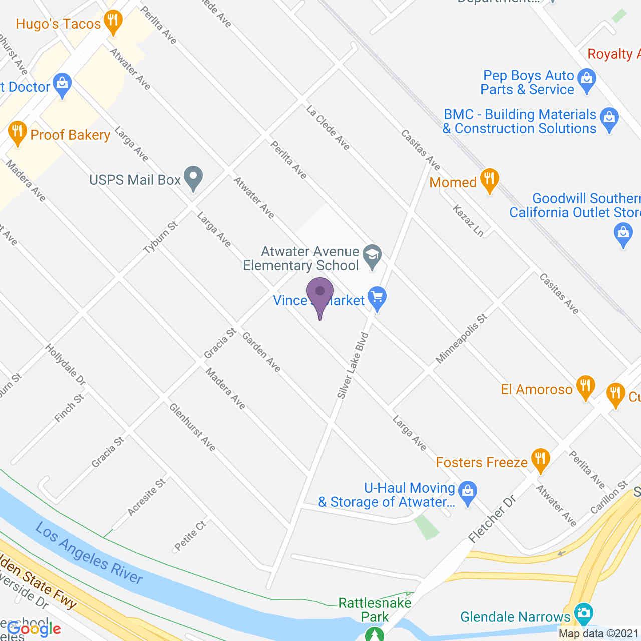 3261 Larga Avenue, Los Angeles, CA, 90039,