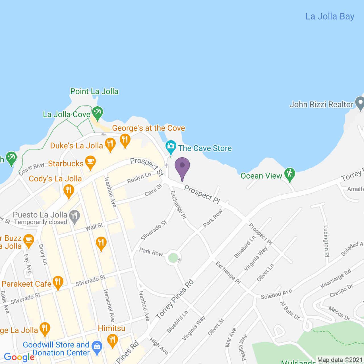 7981 Prospect Place, La Jolla, CA, 92037,
