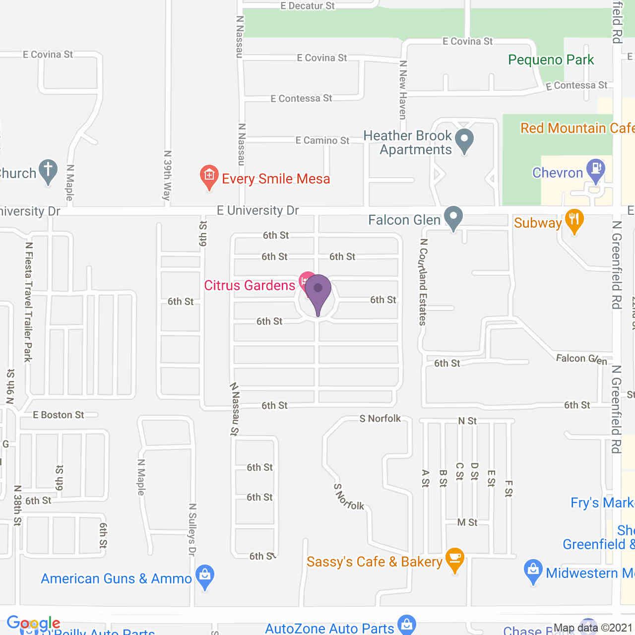 4065 E E University Drive #81, Mesa, AZ, 85205,