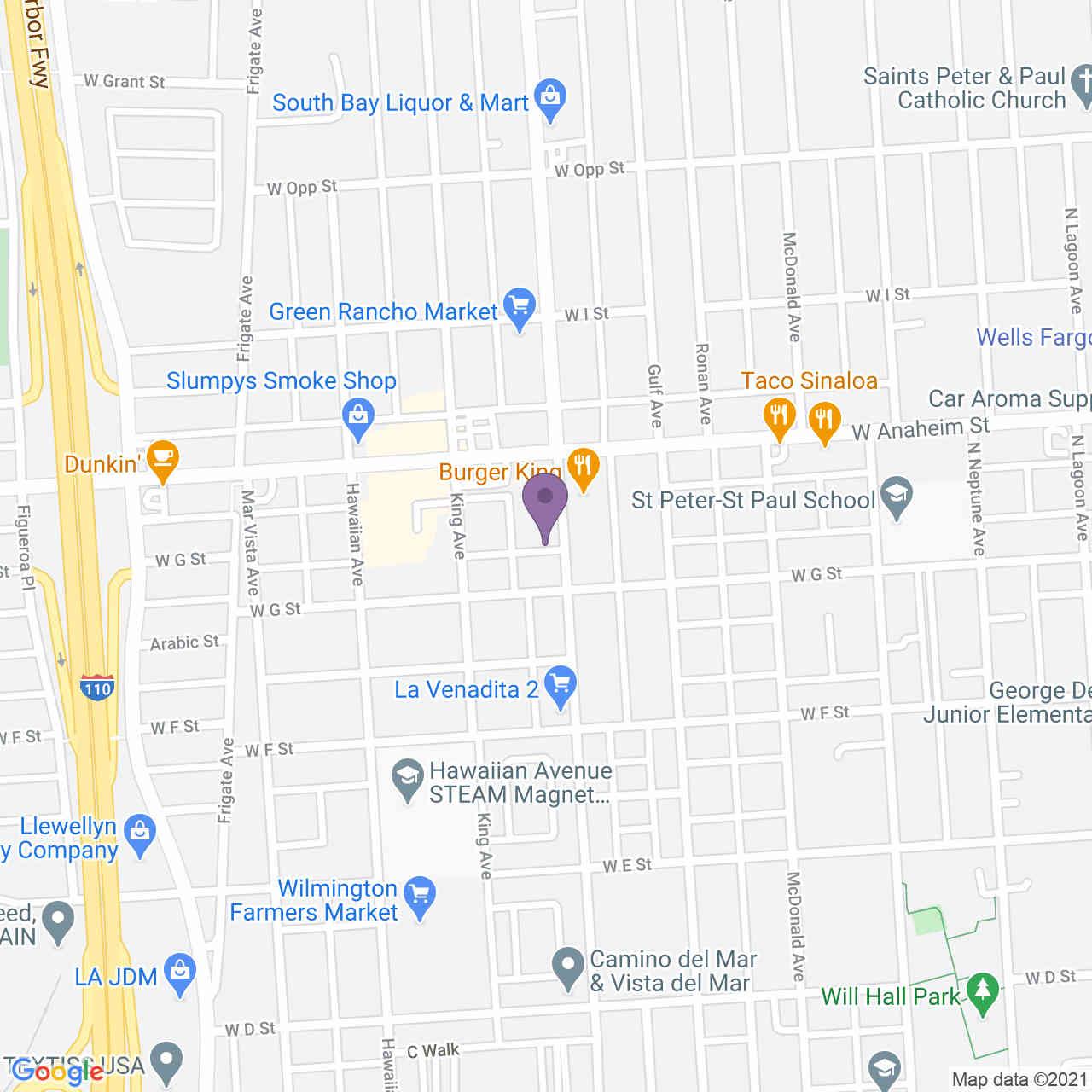 713 N Wilmington Boulevard, Wilmington, CA, 90744,