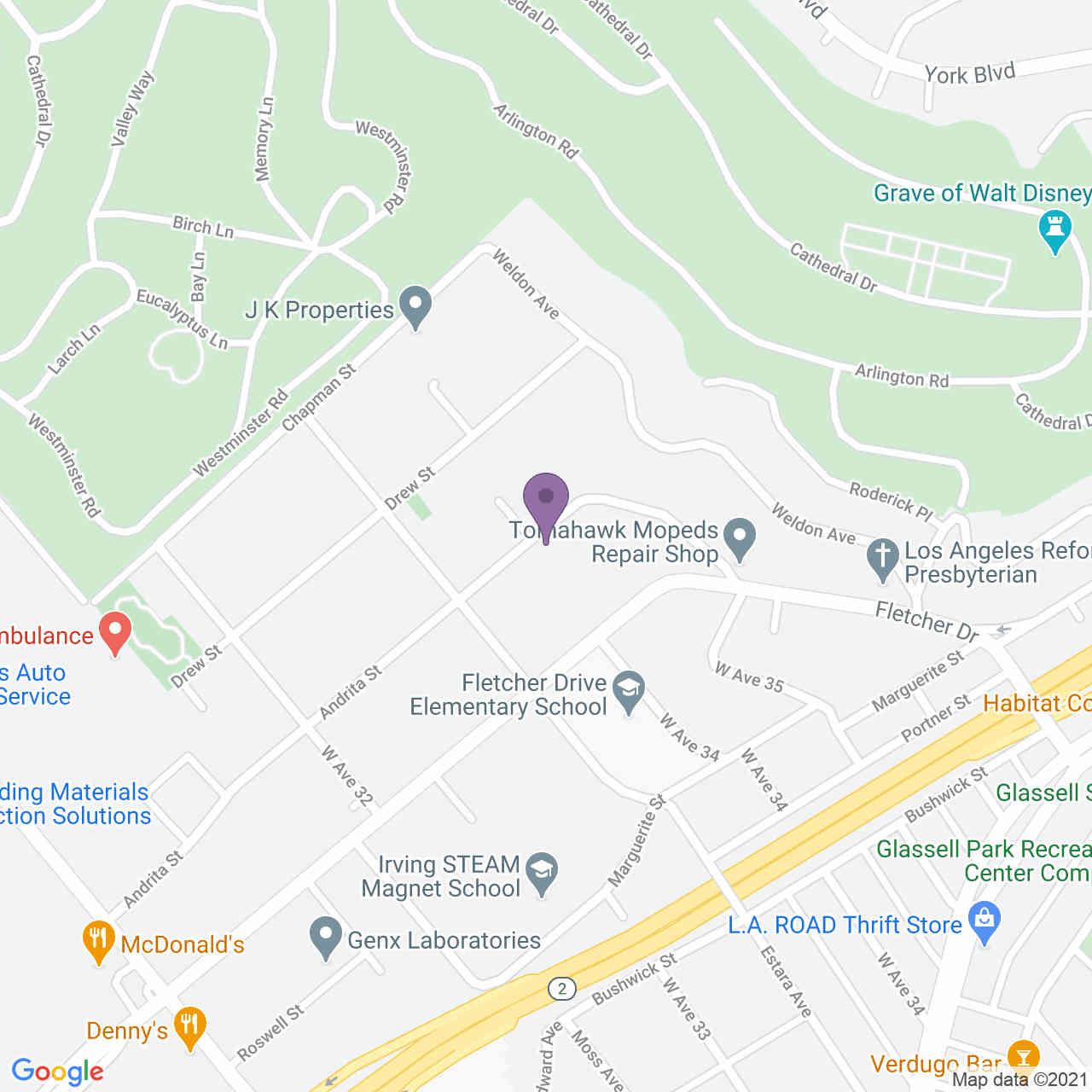 3336 Andrita Street, Los Angeles, CA, 90065,