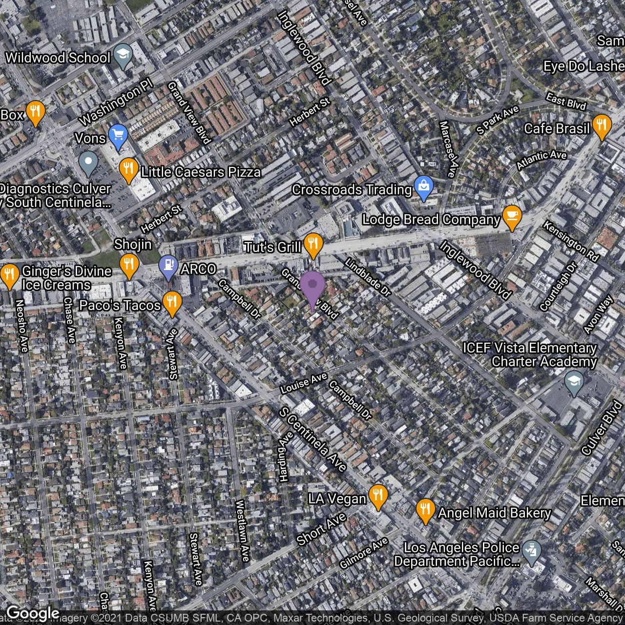 4247 Grand View Boulevard, Los Angeles, CA, 90066,