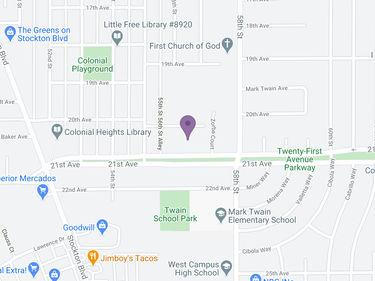 5526 20th Avenue, Sacramento, CA, 95820,