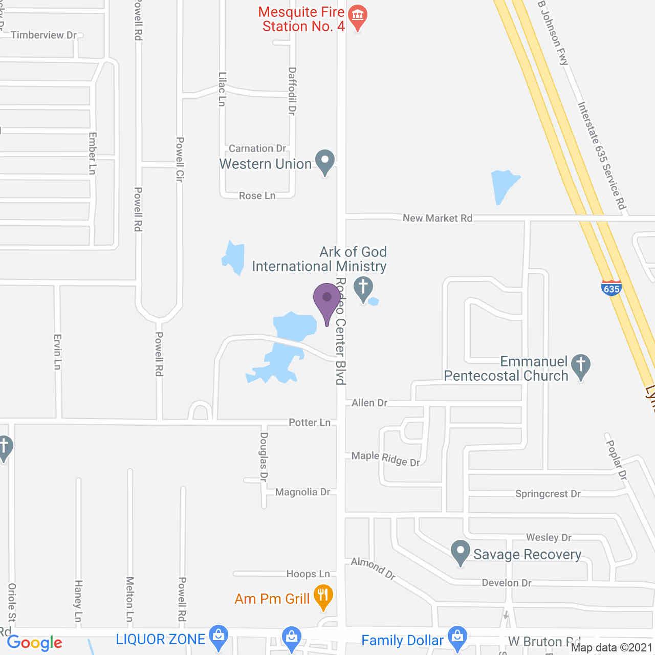 1125 Rodeo Center Boulevard, Mesquite, TX, 75149,