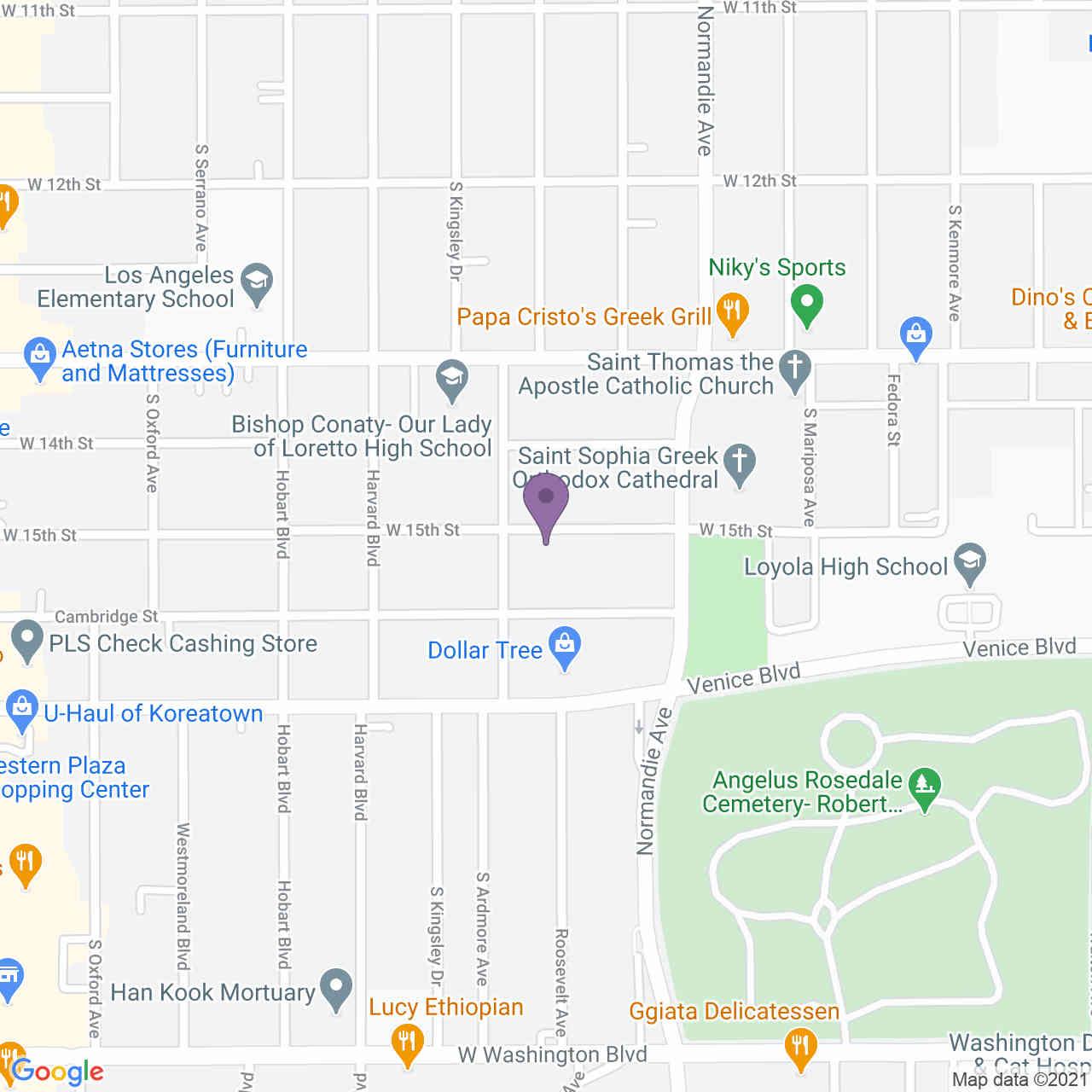 2752 W 15th Street, Los Angeles, CA, 90006,