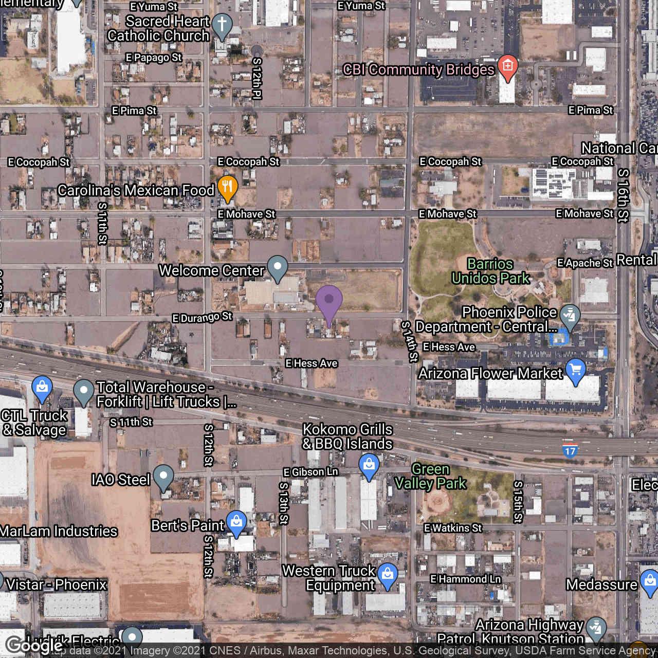 1305 E DURANGO Street, Phoenix, AZ, 85034,