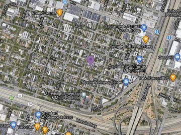 2611 U Street, Sacramento, CA, 95818,