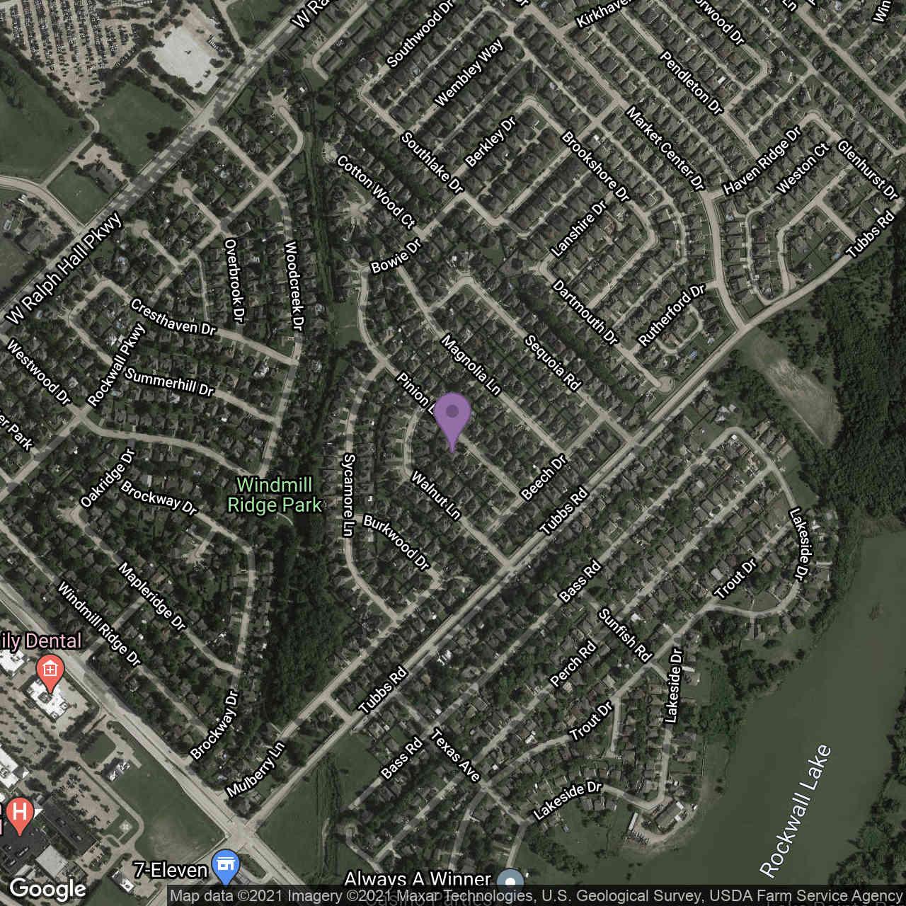 129 Pinion Lane, Rockwall, TX, 75032,