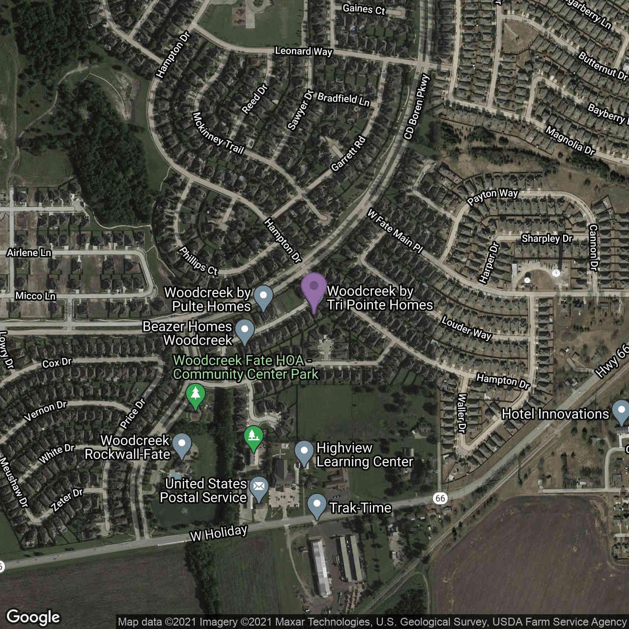 230 Red Oak Drive, Fate, TX, 75132,