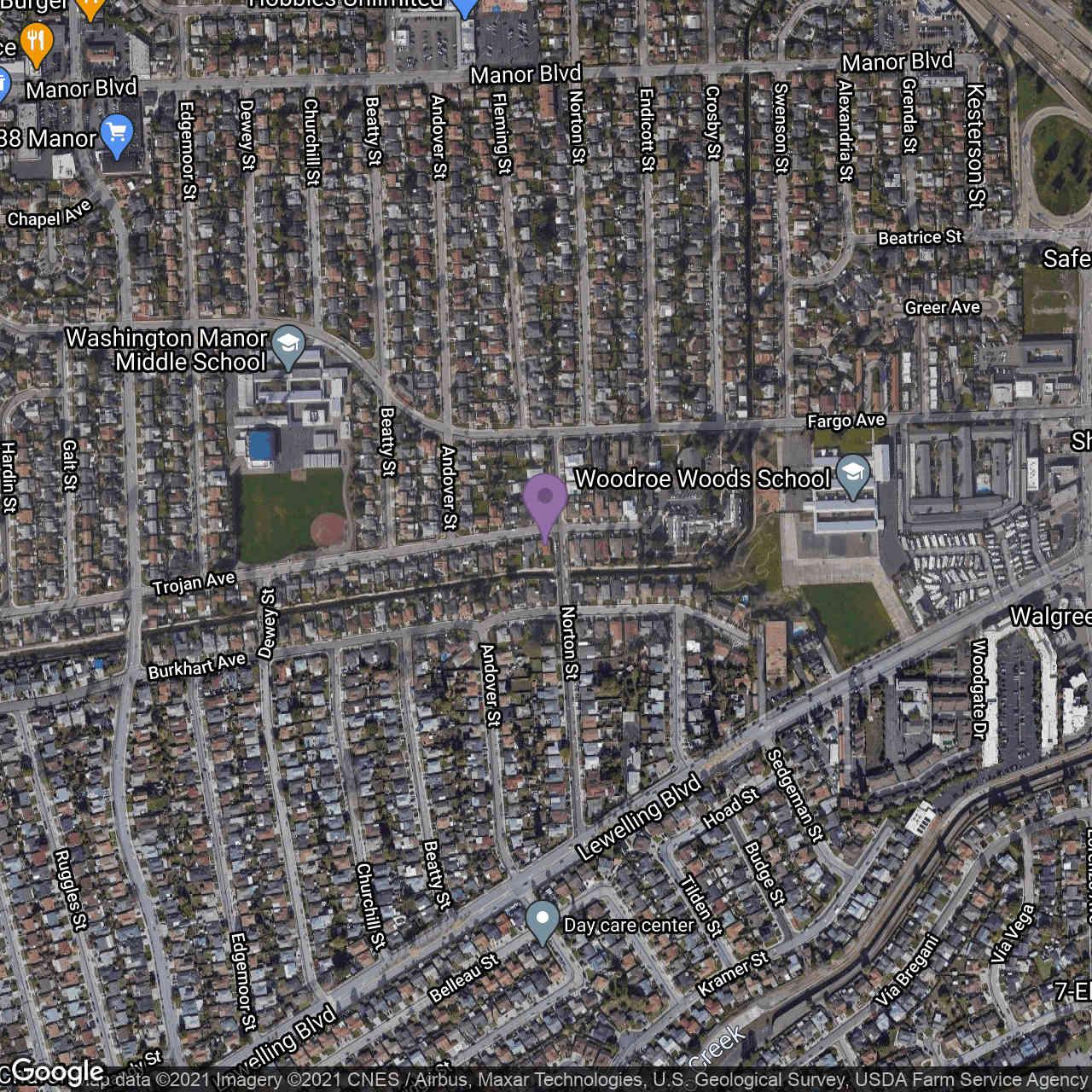 1010 Trojan Ave, San Leandro, CA, 94579,
