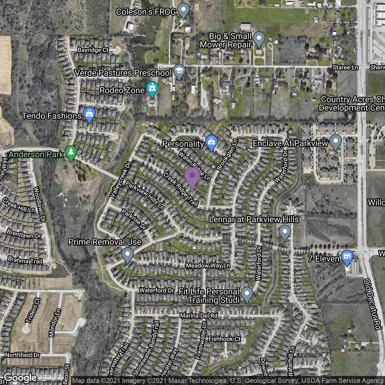 4920 Creek Ridge Trail, Fort Worth, TX, 76179,