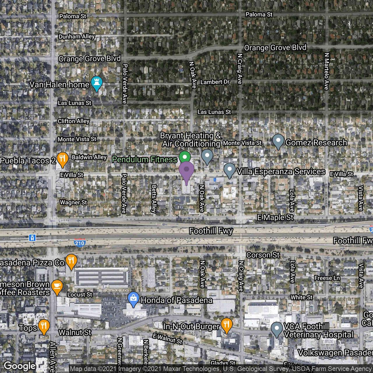 2048 E Villa Street #10, Pasadena, CA, 91107,