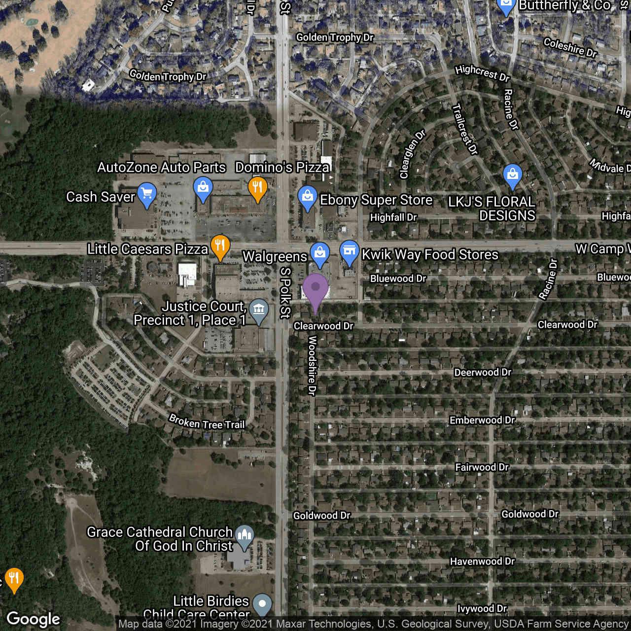 1029 Clearwood Drive, Dallas, TX, 75232,