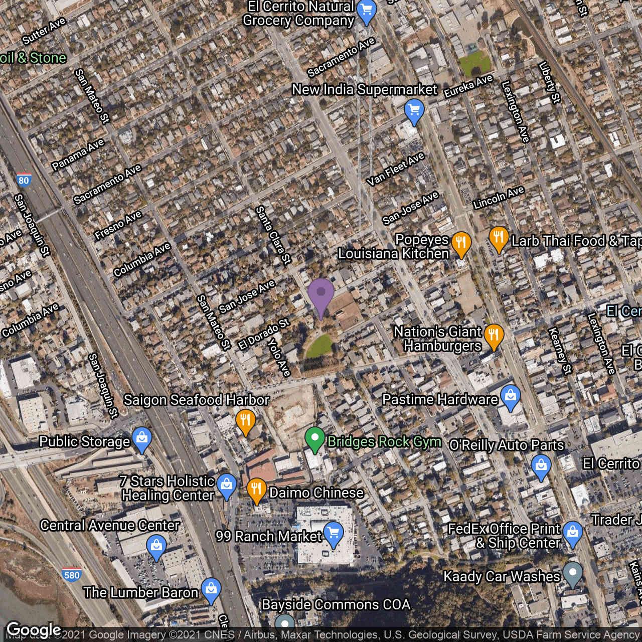 3010 Santa Clara, El Cerrito, CA, 94530,