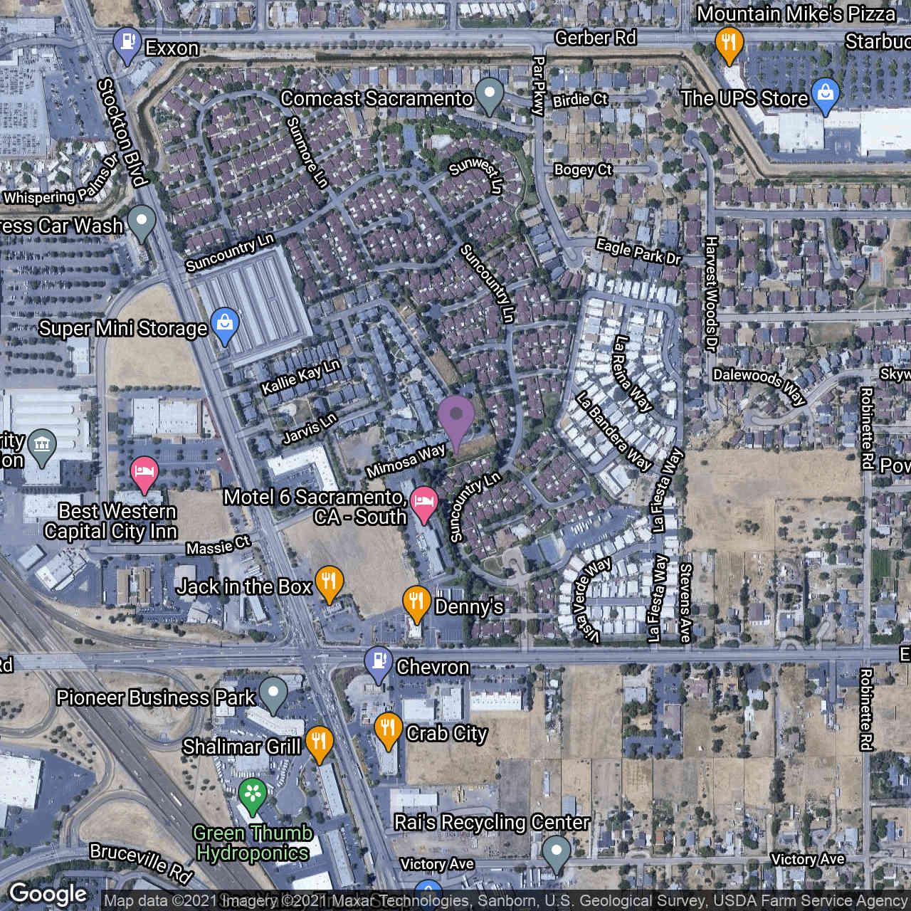 7724 Mimosa Way, Sacramento, CA, 95828,
