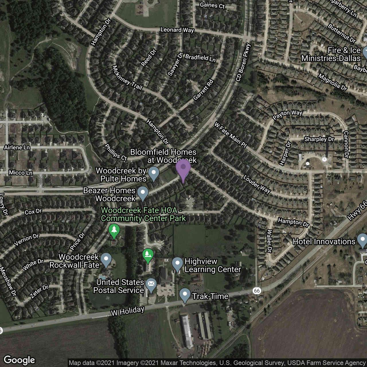314 Red Oak Drive, Fate, TX, 75132,
