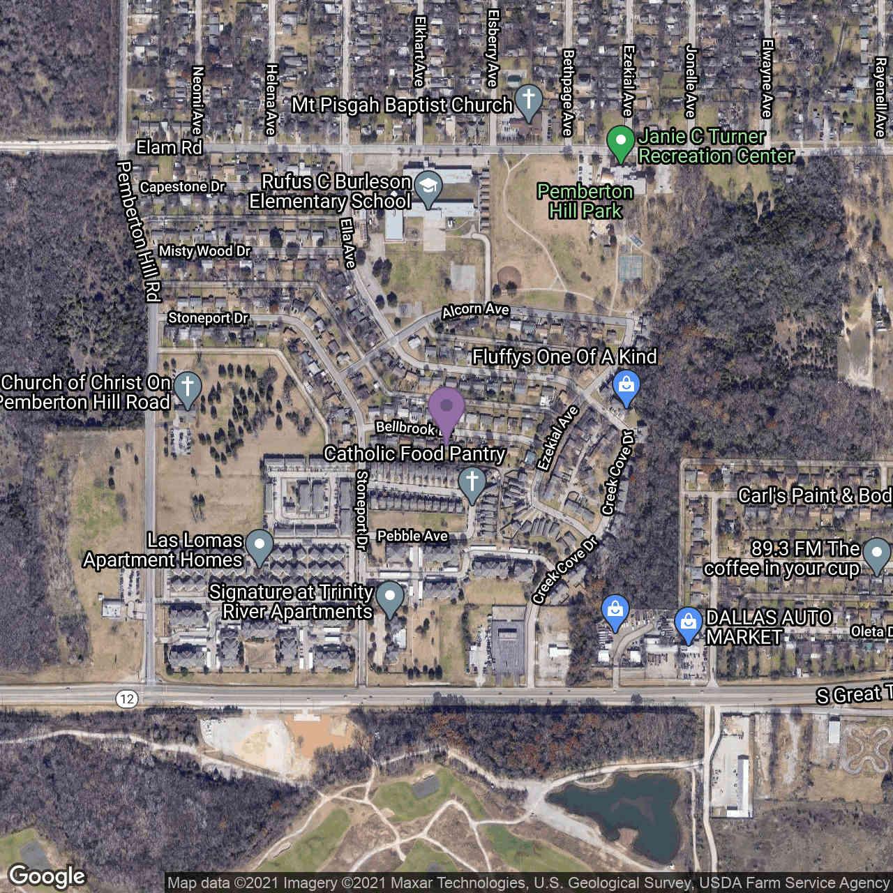 6324 bellbrook Drive, Dallas, TX, 75217,