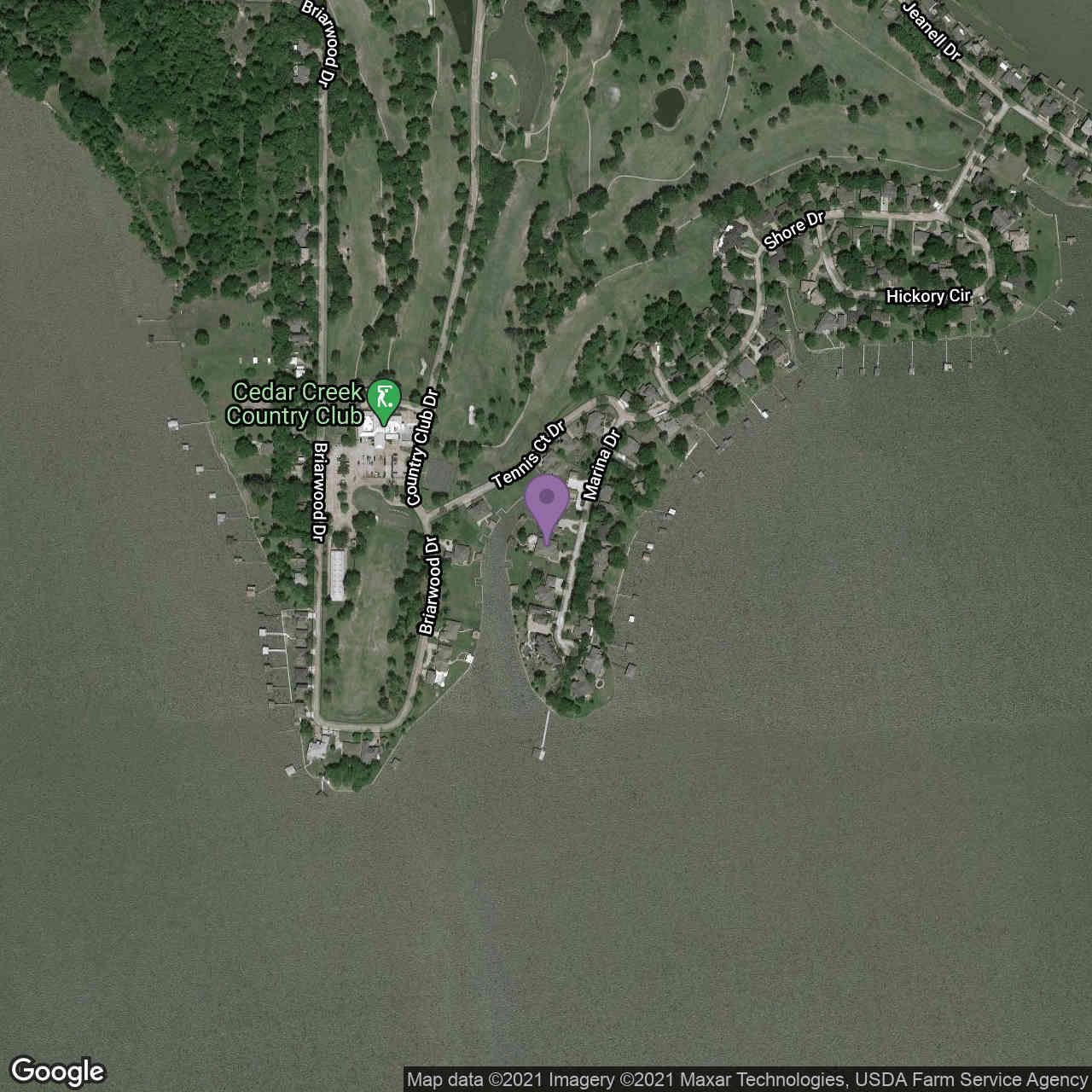 18590 Marina Drive, Kemp, TX, 75143,
