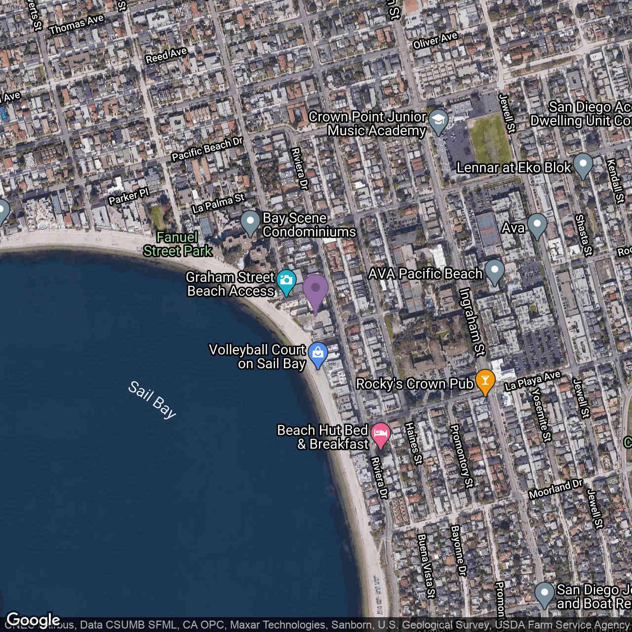 3916 Riviera DR 208, San Diego, CA, 92109,