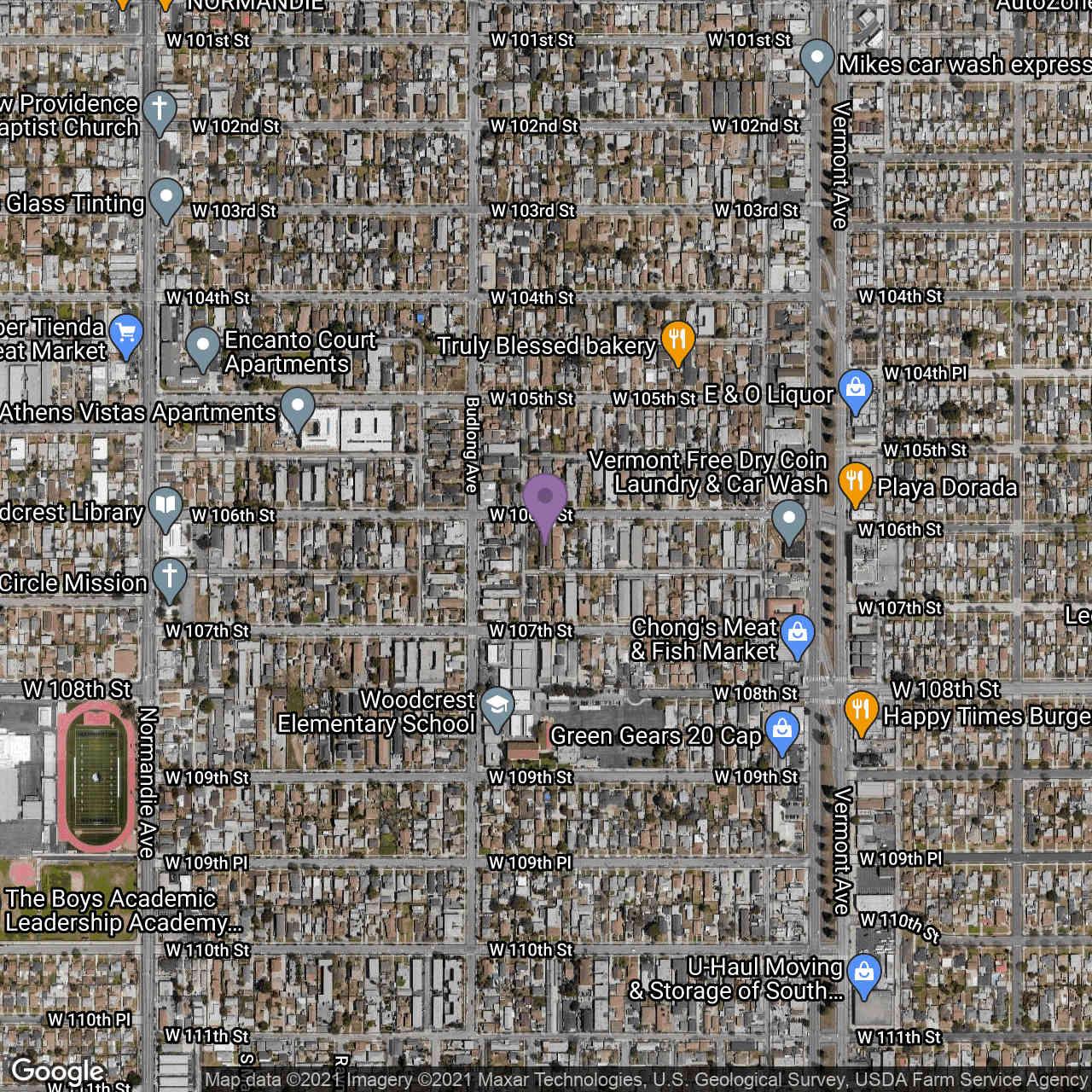 1134 W 106Th Street, Los Angeles, CA, 90044,