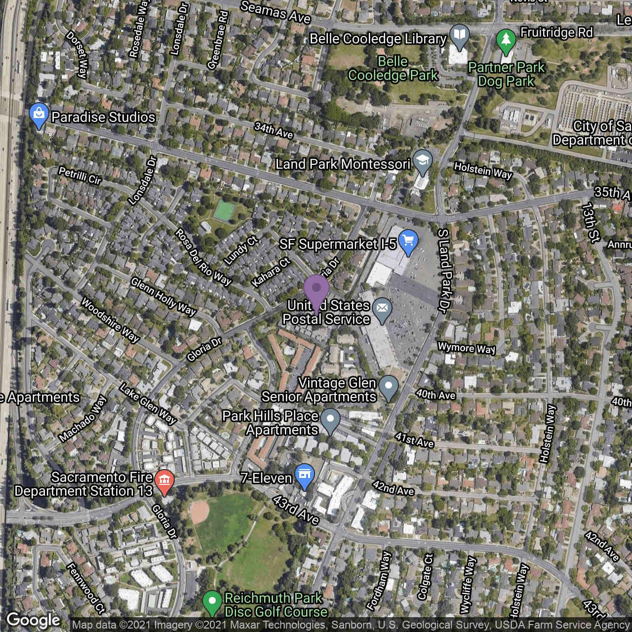 5925 Gloria Drive #1, Sacramento, CA, 95822,