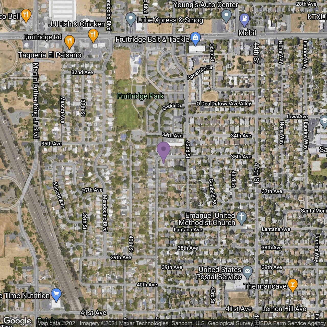 4106 35th Avenue, Sacramento, CA, 95824,