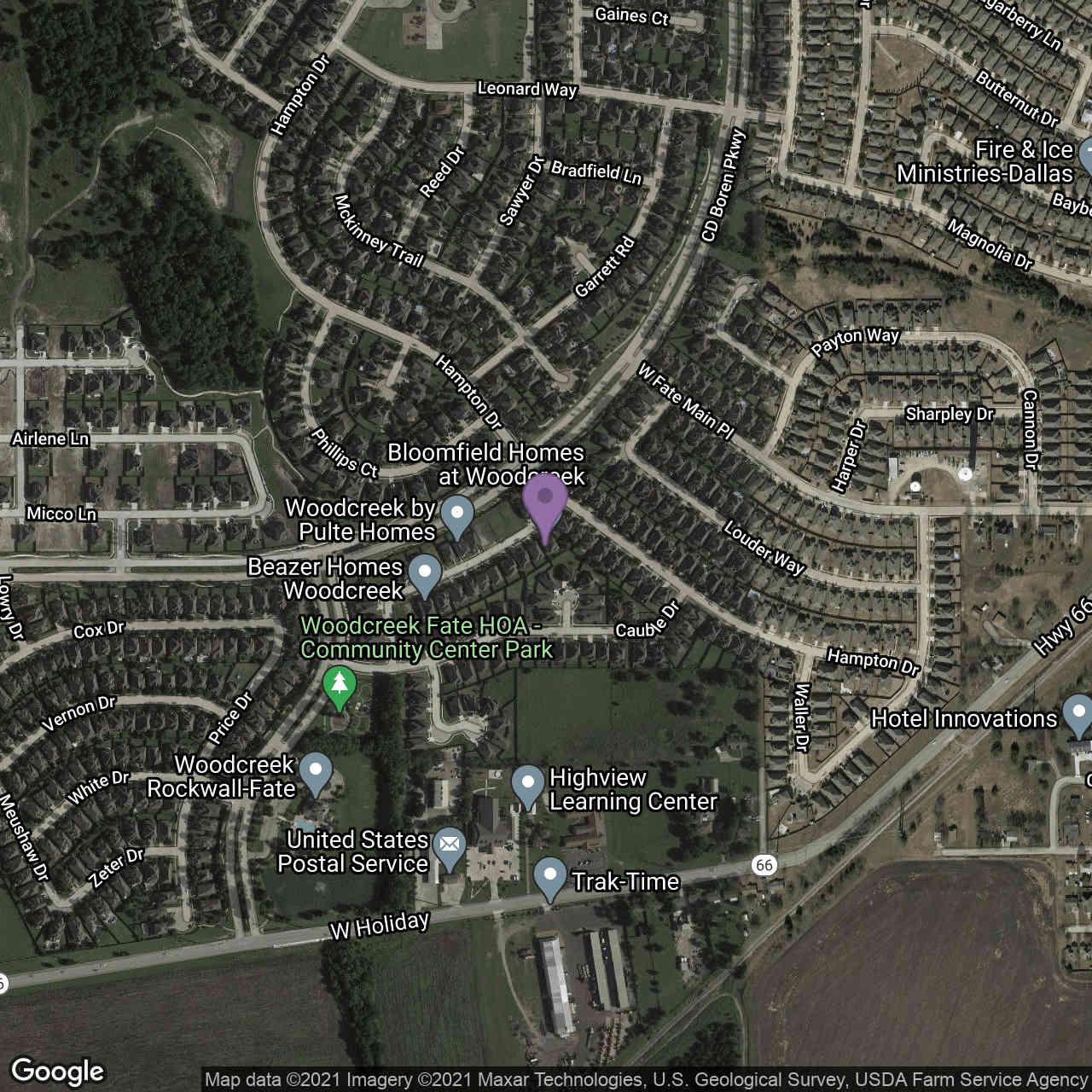 306 Red Oak Drive, Fate, TX, 75132,