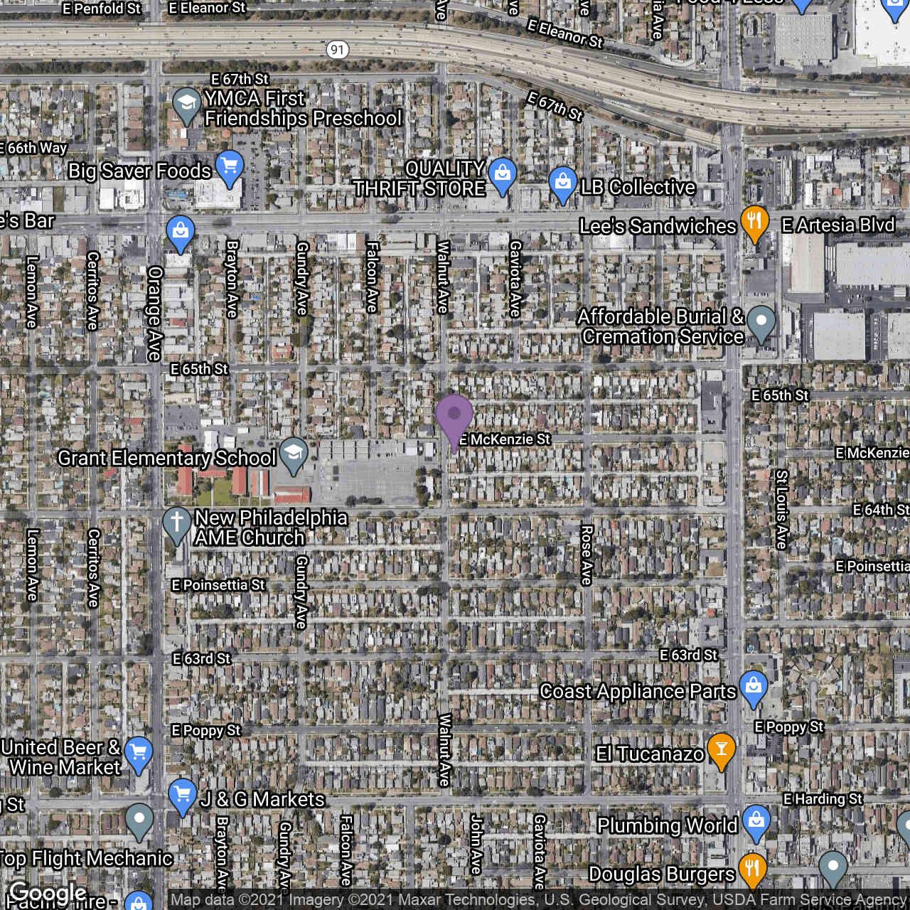 1604 E Mckenzie Street, Long Beach, CA, 90805,
