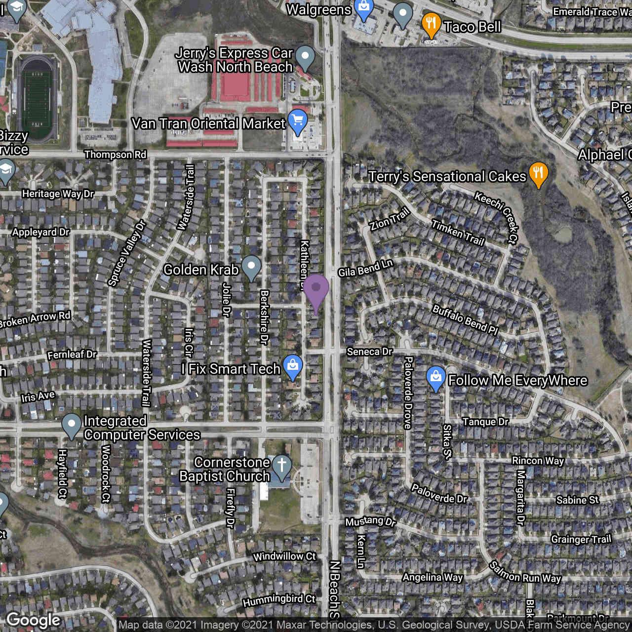 8062 Kathleen Drive, Fort Worth, TX, 76137,