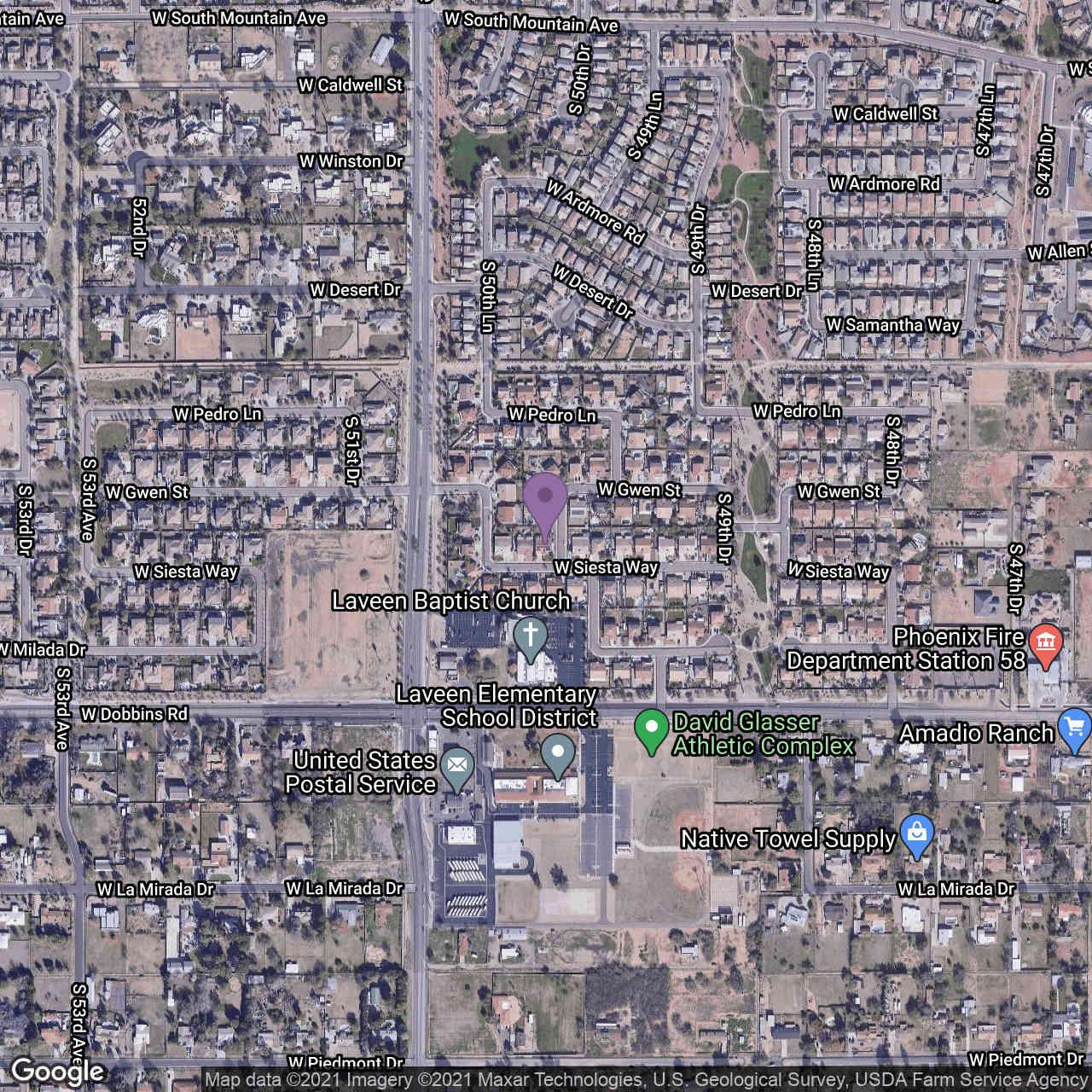 5016 W Siesta Way, Laveen, AZ, 85339,
