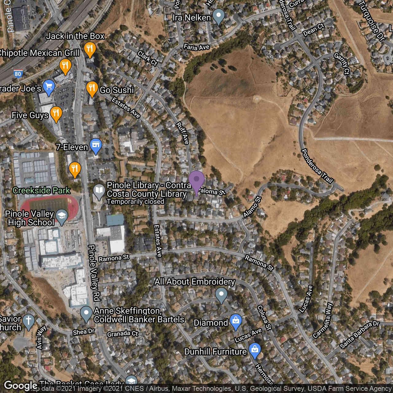 2438 Paloma St, Pinole, CA, 94564,