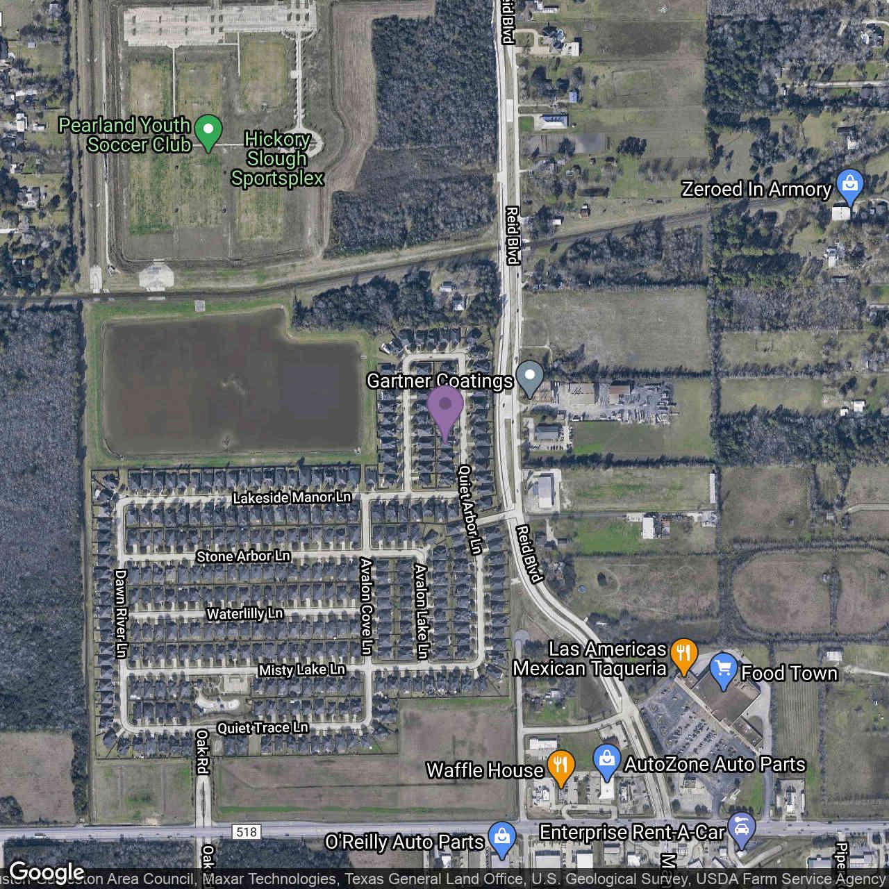 2420 Quiet Arbor Lane, Pearland, TX, 77581,