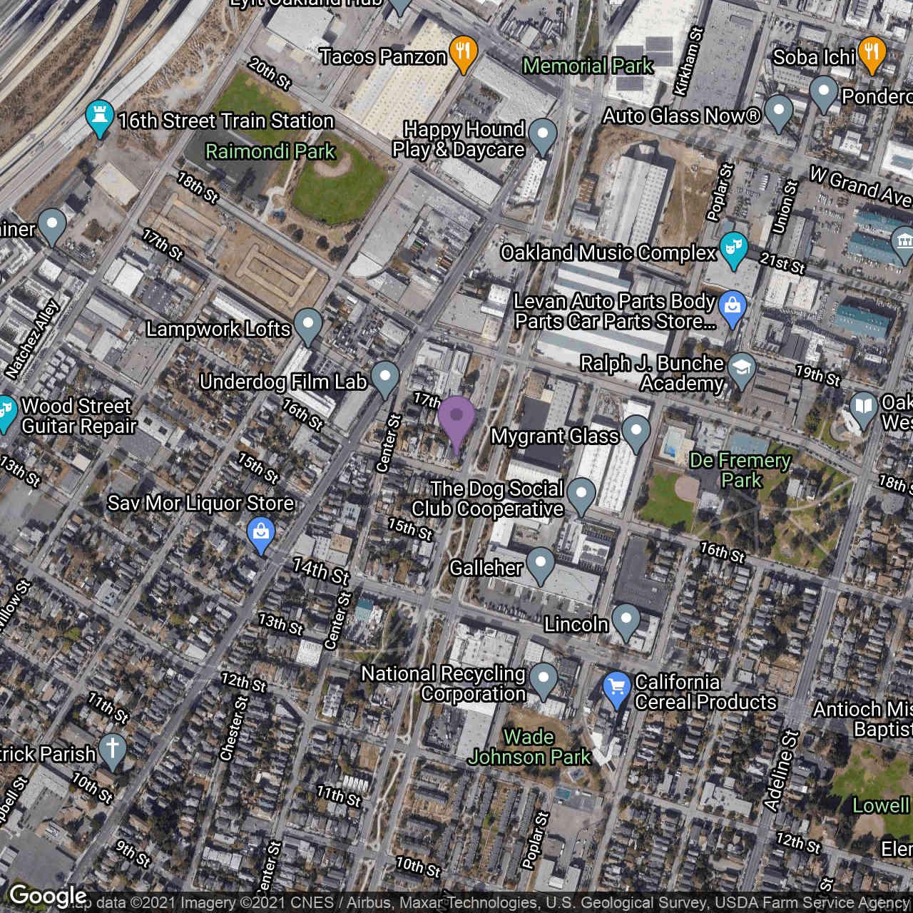 1408 16Th St, Oakland, CA, 94607,