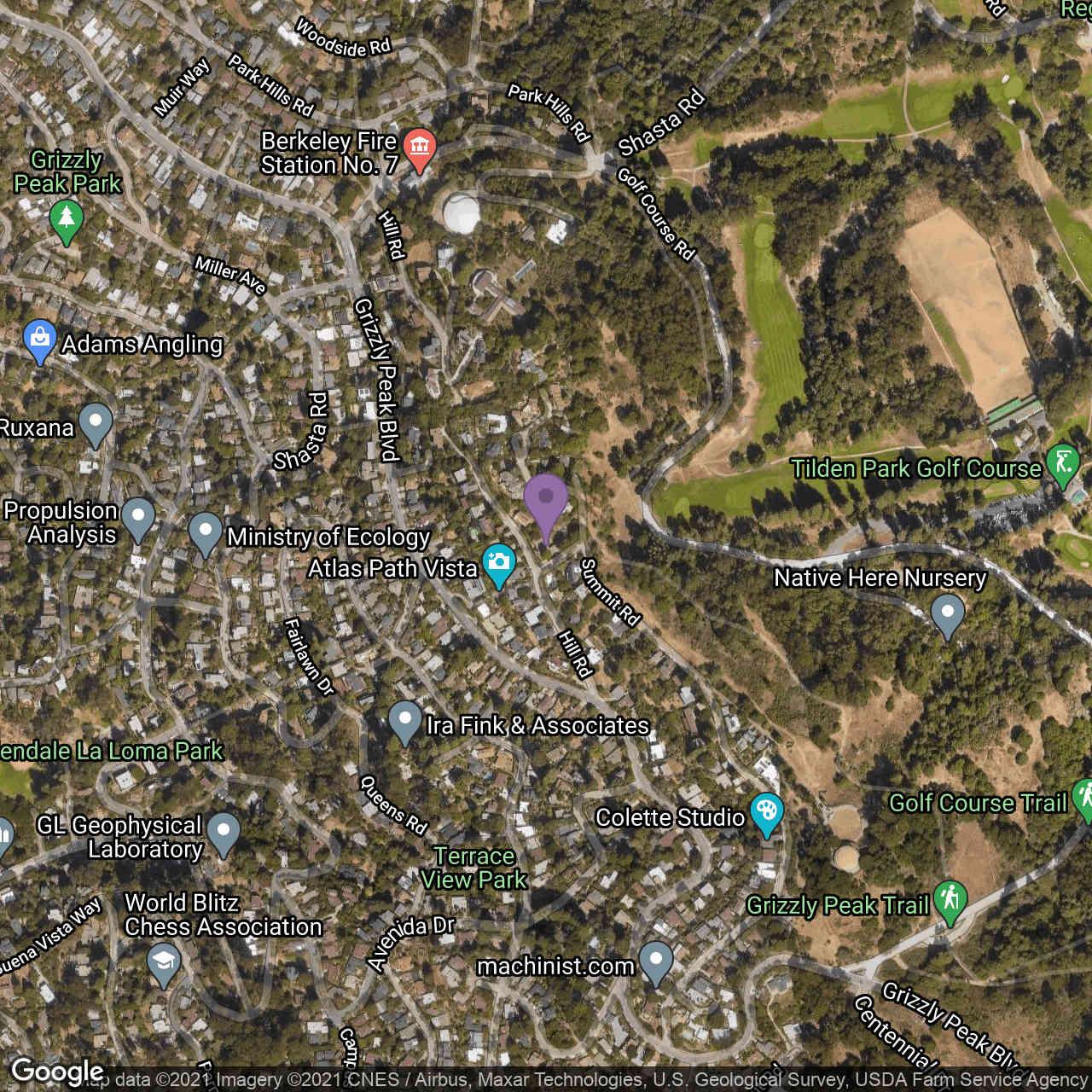 1 Atlas Pl, Berkeley, CA, 94708,