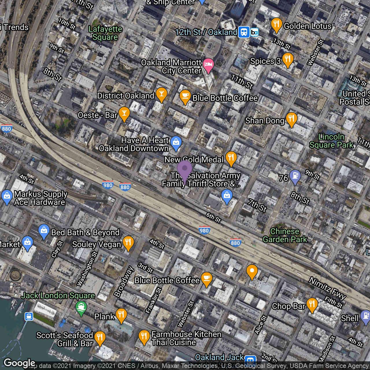 423 7th Street #103, Oakland, CA, 94607,
