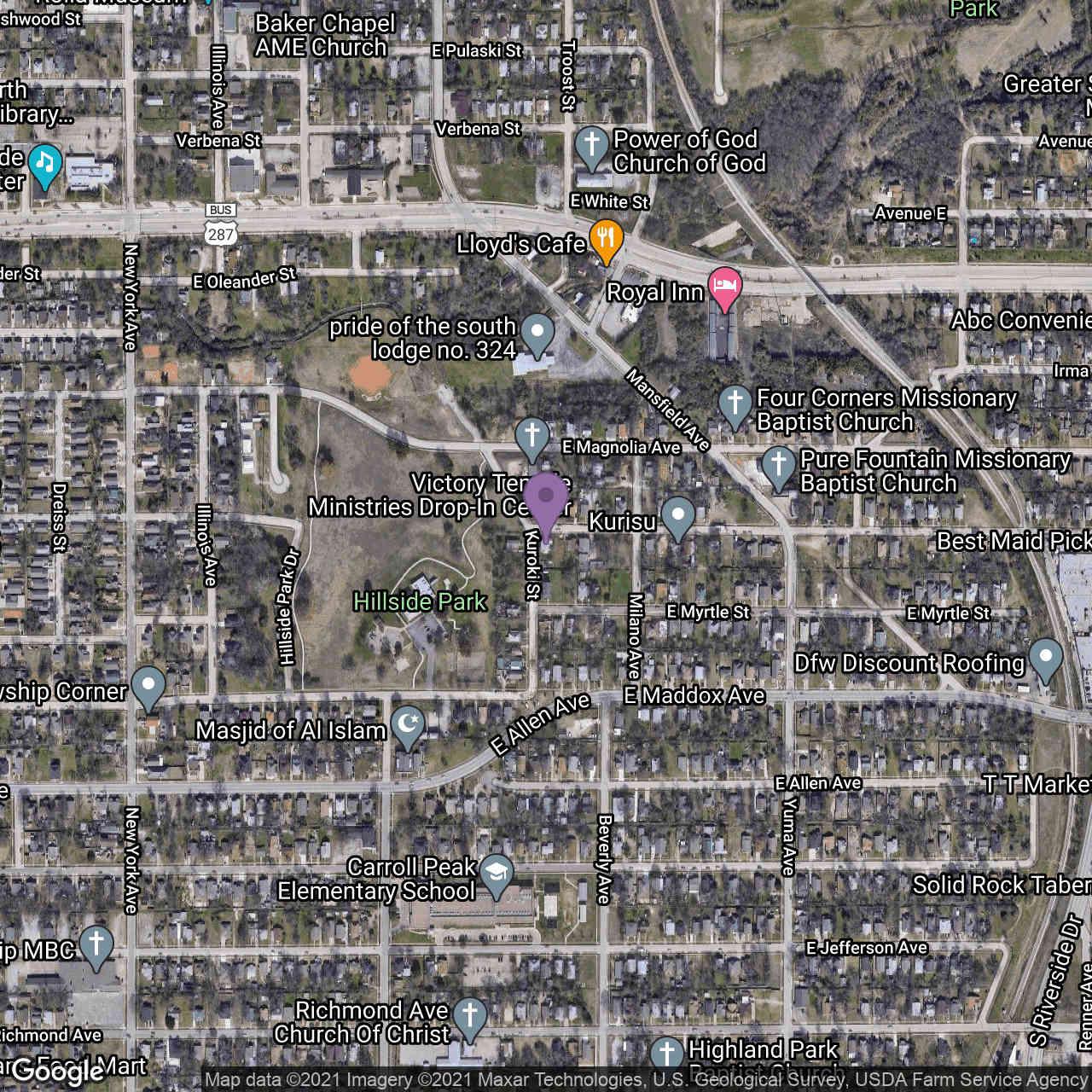 1250 E Morphy Street E, Fort Worth, TX, 76104,