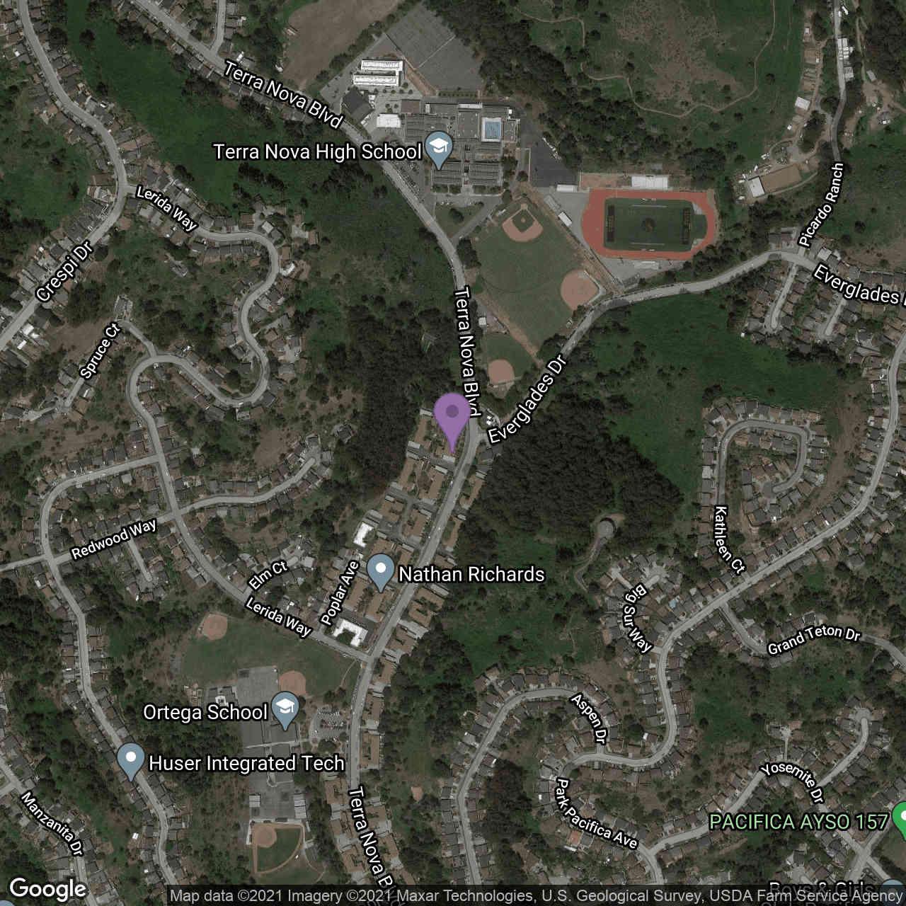 1465 Terra Nova Boulevard, Pacifica, CA, 94044,