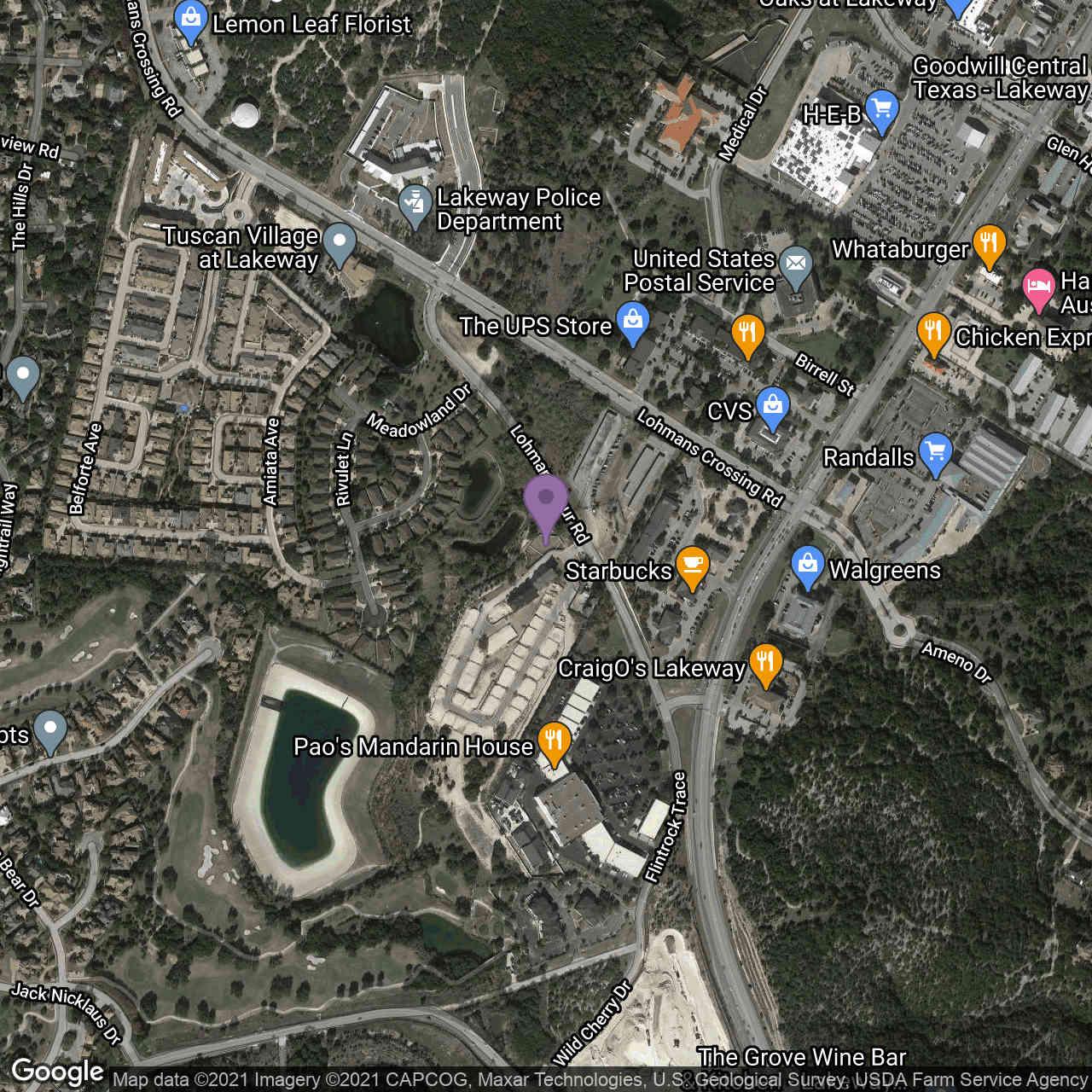 2050 Lohmans Spur RD #1203, Lakeway, TX, 78734,