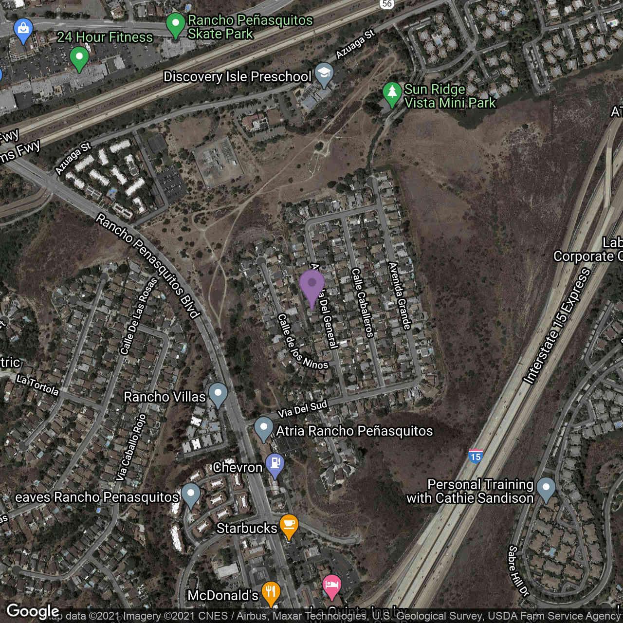 13106 Avenida Del General, San Diego, CA, 92129,