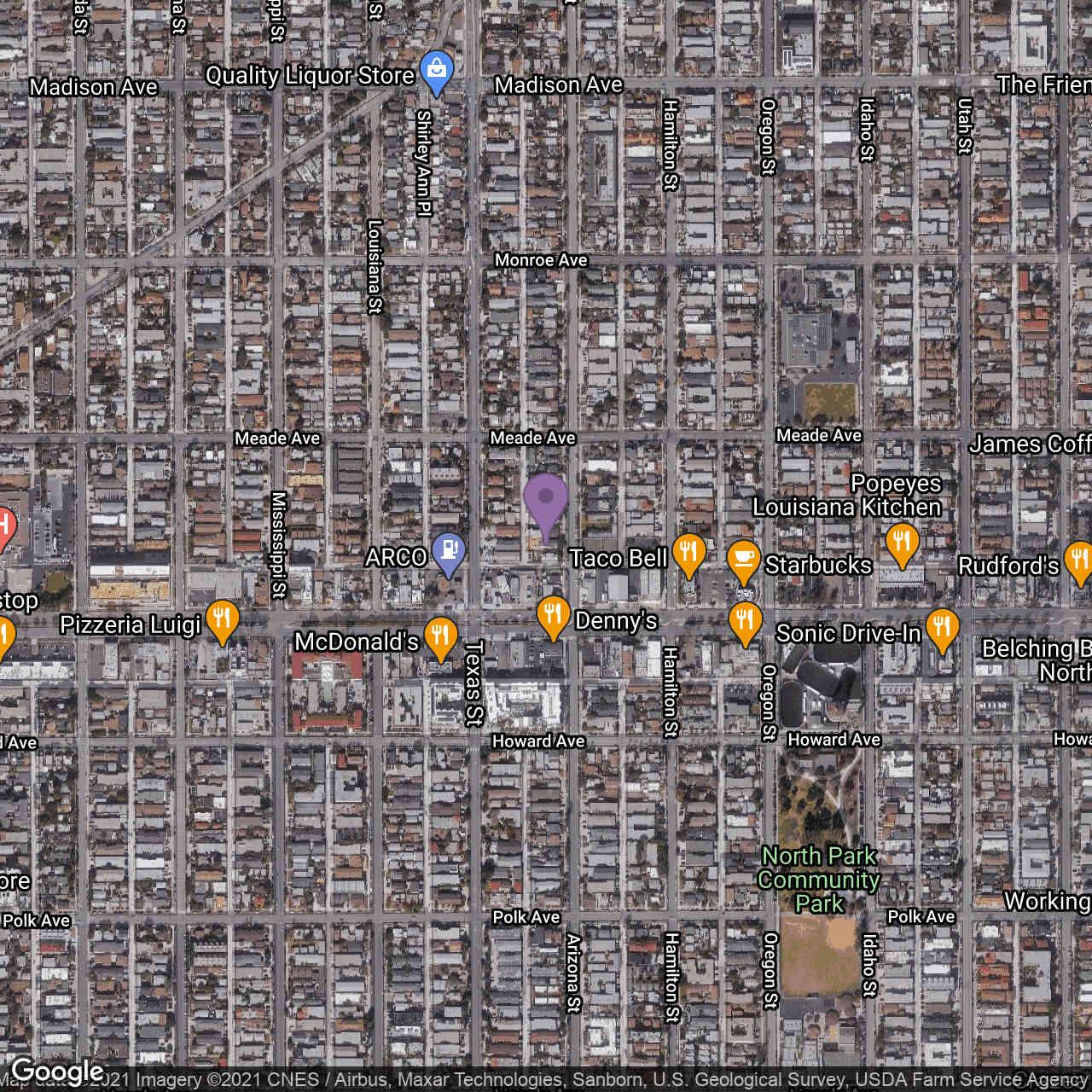 4334 Arizona Street, San Diego, CA, 92104,