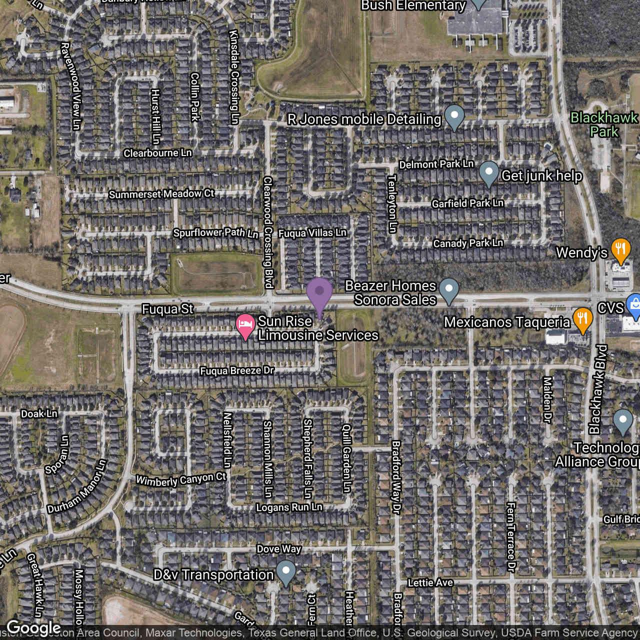 9331 Fuqua Ridge Lane, Houston, TX, 77075,