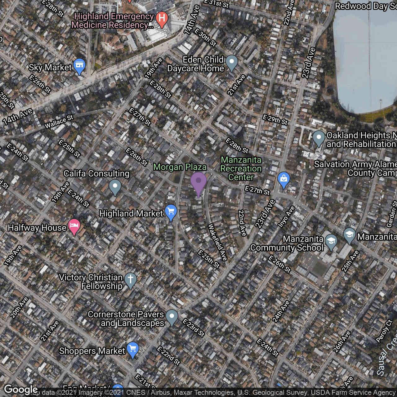 2645 Wakefield Ave, Oakland, CA, 94606,